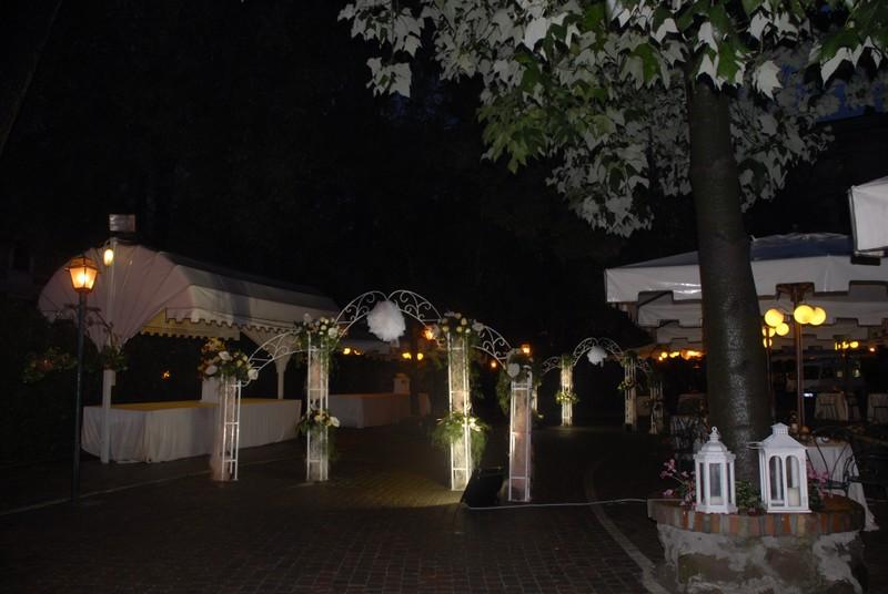 Brancaccio momento magico addobbi floreali per matrimoni for Cretonne per arredamento e tappezzerie