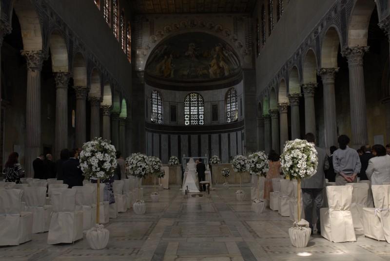 S sabina momento magico addobbi floreali per matrimoni for Cretonne per arredamento e tappezzerie