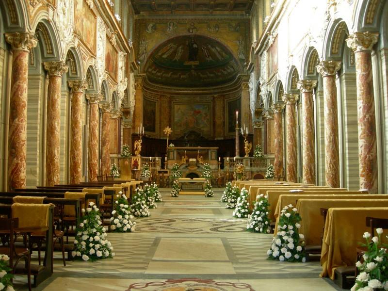 S marco momento magico addobbi floreali per matrimoni for Cretonne per arredamento e tappezzerie
