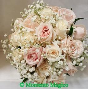 Bouquet Da Sposa Prezzi.Bouquet Da Sposa Personalizzati Con Fiori A Scelta A Qualsiasi